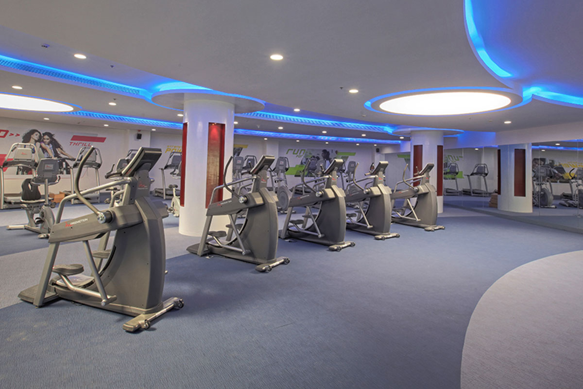 Recreation and Fitness Club